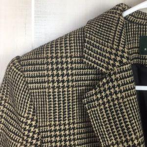 Lauren Ralph Lauren Jackets & Coats - Lauren by Ralph Lauren Wool Houndstooth Jacket 4
